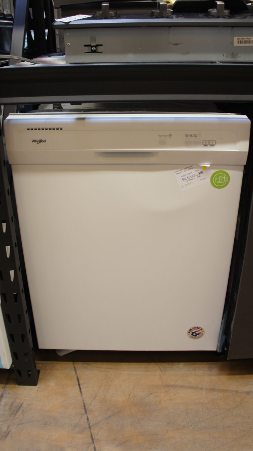 Whirlpool WDT710PAHW Built-In Fully Integrated Dishwasher