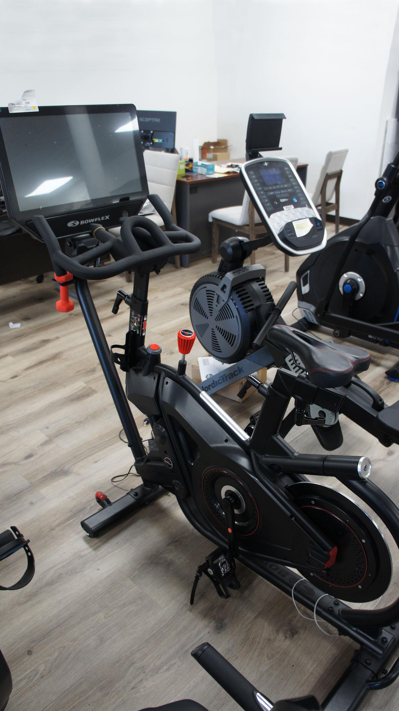 BowFlex 100963 VeloCore Exercise Bike