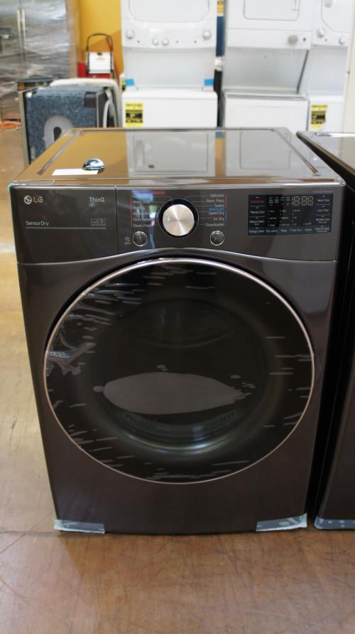 LG DLEX4000B Electric Smart Dryer