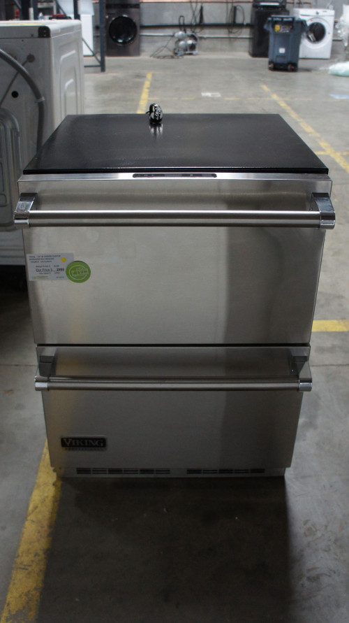 Viking Undercounter Refrigerator Drawers