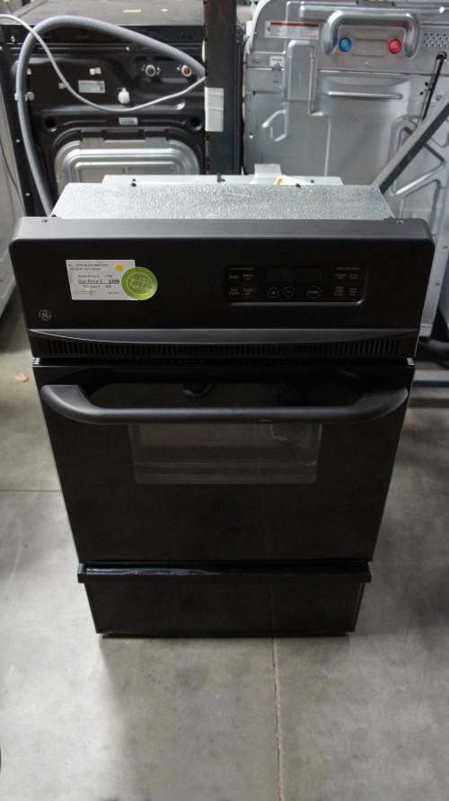 GE JGRP20BEJBB Single Gas Wall Oven