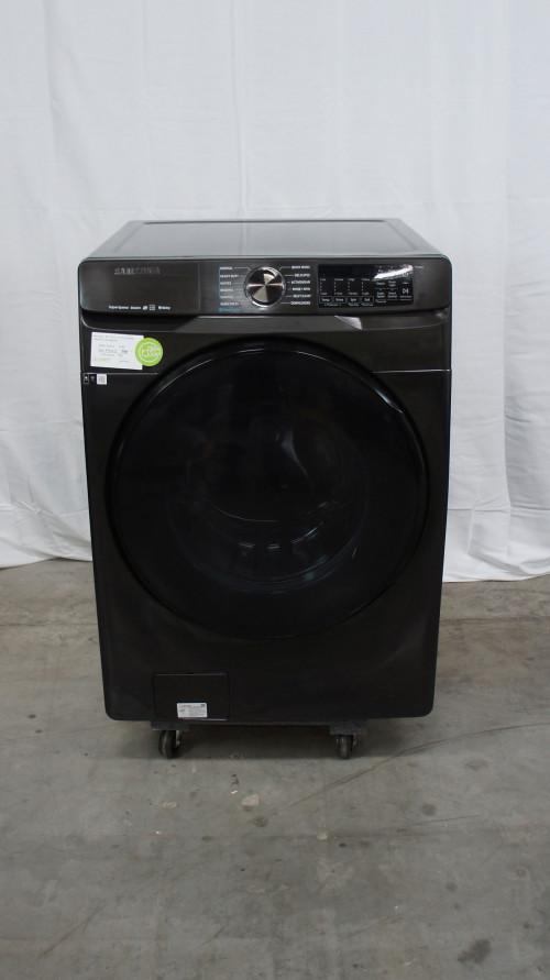 """27"""" Samsung WF50R8500AV 5.0 Cu. Ft. Front Load Smart Washer"""