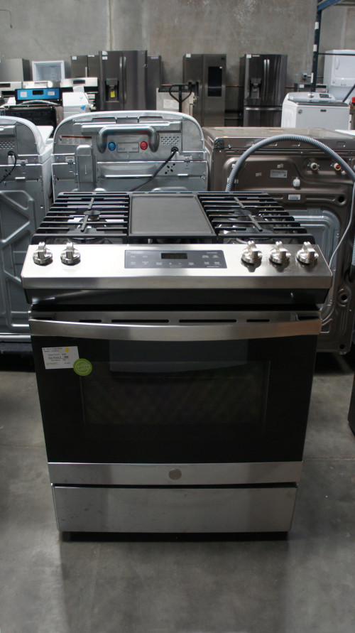 GE JGSS66SELSS Gas Range Oven