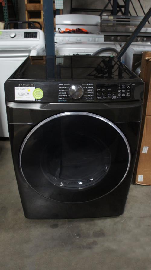 Samsung DVG45R6300V Smart Gas Dryer