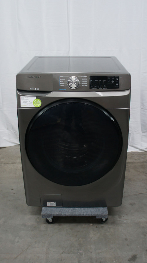 "27"" Samsung WF45R6100AP 4.5 cu.ft. Front Load Washer"