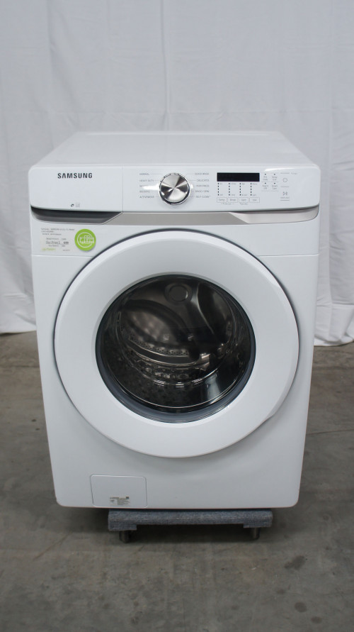 """27"""" Samsung WF45T6000AW 4.5 cu.ft. Front Load Washer"""