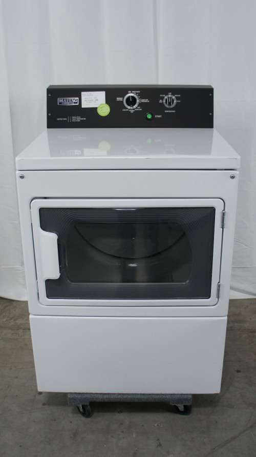 """27"""" Maytag MGDP576KW 7.4 cu.ft. Commercial Grade Dryer"""