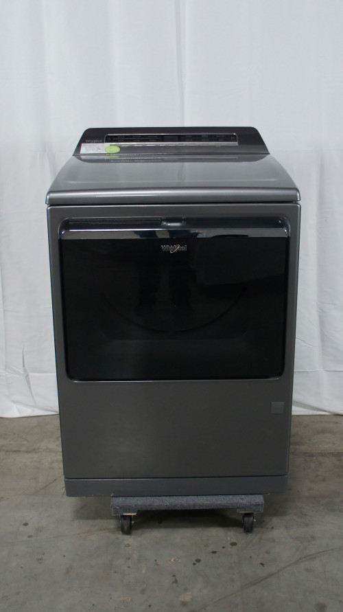 """27"""" Whirlpool WGD8127LC 7.4 cu.ft. Top Load Gas Dryer"""