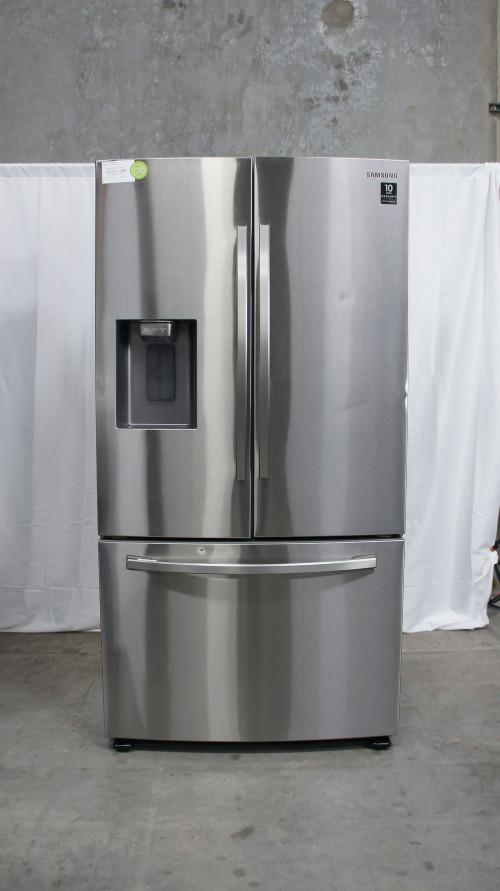 "36"" Samsung RF27T5241SR 27 cu.ft. French Door Refrigerator"