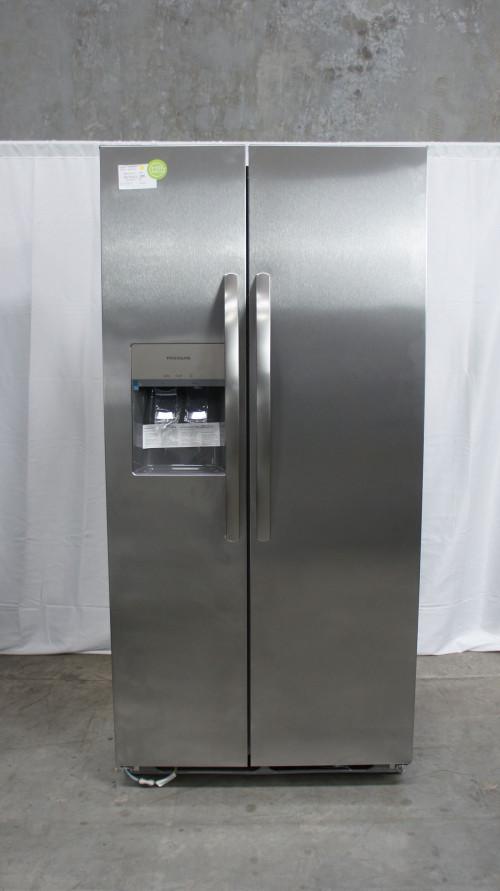 "33"" Frigidaire FRSS2323AS 22.3 Cu. Ft. Side by Side Refrigerator"